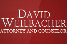 David Weilbacher, Attorney and Counselor